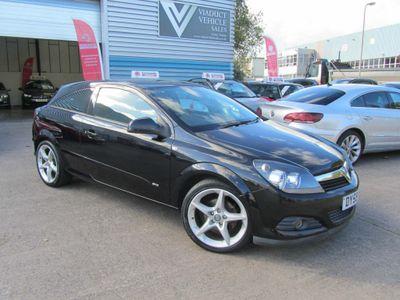 Vauxhall Astra Hatchback 1.6 i 16v SXi Sport Hatch 3dr