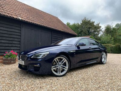BMW 6 Series Gran Coupe Coupe 4.4 650i V8 M Sport Gran Coupe Auto (s/s) 4dr