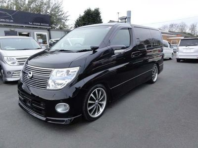 Nissan Elgrand MPV HIGHWAY STAR S3 IMMACULATE FRESH IMPORT