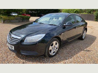 Vauxhall Insignia Hatchback 2.0 CDTi 16v ES 5dr