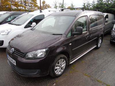 Volkswagen Caddy Maxi Combi Van 1.6 TDI C20 Maxi Kombi 5dr (5 Seats)