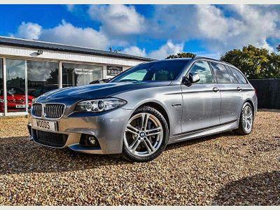 BMW 5 Series Estate 3.0 530d M Sport Touring 5dr