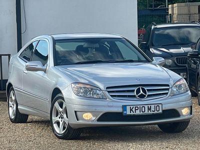 Mercedes-Benz CLC Class Coupe 1.8 CLC180 Kompressor SE 2dr