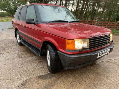 LAND ROVER RANGE ROVER SUV 2.5 TD HSE 5dr