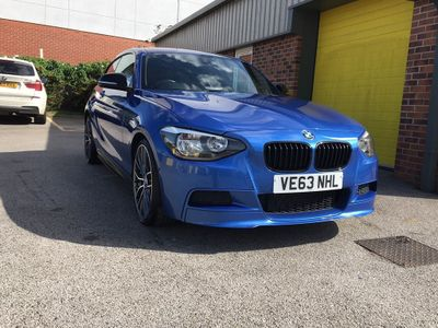 BMW 1 Series Hatchback 2.0 118d M Sport Sports Hatch (s/s) 3dr