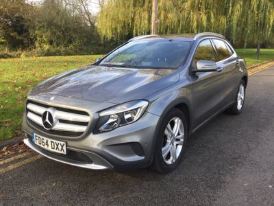 Mercedes-Benz GLA Class SUV 2.1 GLA200 CDI SE (Executive) 5dr