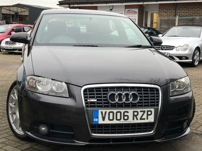Audi A3 Hatchback 2.0 TFSI S line Special Edition quattro 3dr