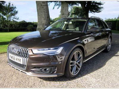 Audi A6 Allroad Estate 3.0 BiTDI V6 Allroad Tiptronic quattro (s/s) 5dr