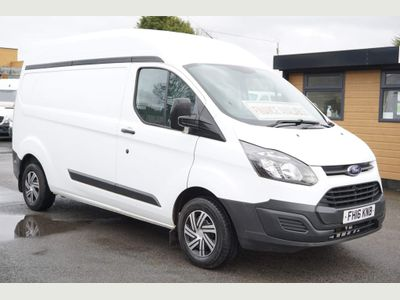 Ford Transit Custom Panel Van 2.2 TDCi 290 L2 H2 5dr