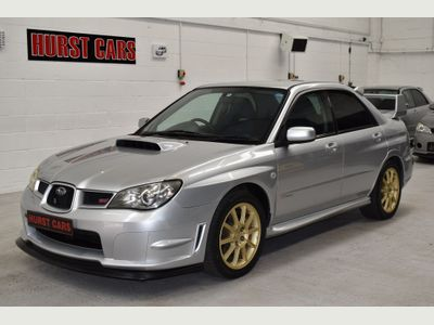 "SUBARU IMPREZA Saloon JDM WRX STI Twin Scroll 2.0L ""Hawkeye"""