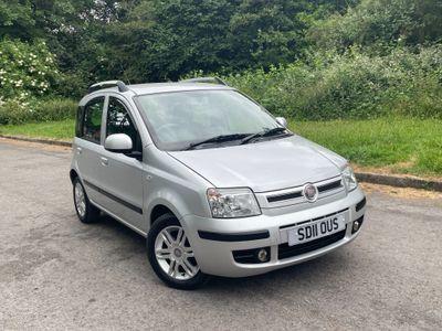 Fiat Panda Hatchback 1.2 Dynamic 5dr (EU5)