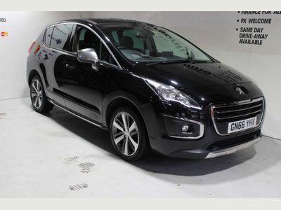 Peugeot 3008 SUV 1.6 BlueHDi Allure (s/s) 5dr