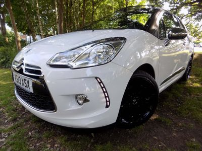 Citroen DS3 Cabrio Convertible 1.6 THP DSport Plus 2dr
