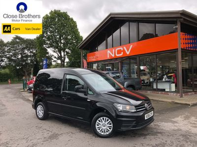 Volkswagen Caddy Panel Van 2.0 TDI C20 BlueMotion Tech Trendline 5dr