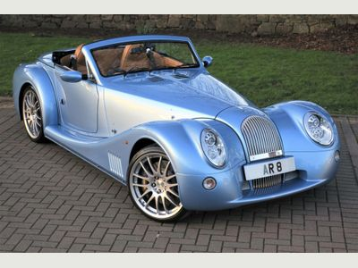 Morgan Aero Convertible 4.8 2dr