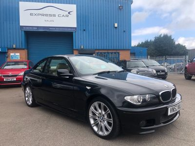 BMW 3 Series Coupe 2.0 318Ci 318 Sport 2dr