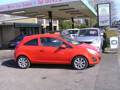 Vauxhall Corsa Hatchback 1.4 i 16v Active 3dr (a/c)