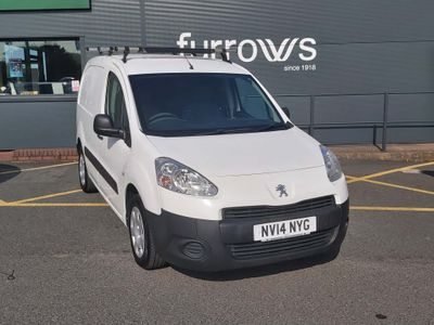 Peugeot Partner Panel Van 850 1.6 HDI **NO VAT**