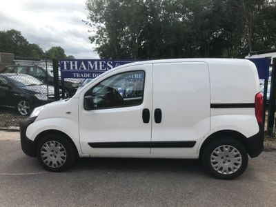 Peugeot Bipper Panel Van 1.4 HDi 8v Professional Class II Panel Van 3dr