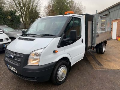 Ford Transit Tipper 2.2 TDCi 350 L2 1-Way Tipper RWD 2dr