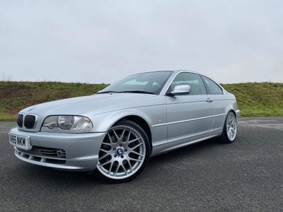 BMW 3 Series Coupe 3.0 330Ci 330 SE 2dr