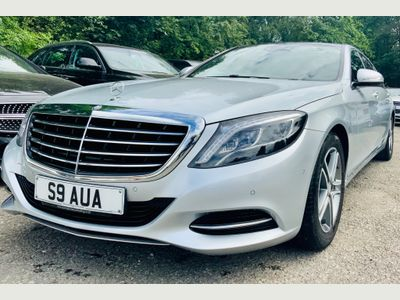 Mercedes-Benz S Class Saloon 3.0 S350 CDI BlueTEC SE Line L (Executive) 7G-Tronic Plus (s/s) 4dr