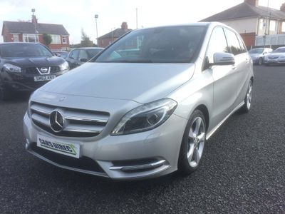 Mercedes-Benz B Class Hatchback 1.8 B180 CDI BlueEFFICIENCY Sport (s/s) 5dr