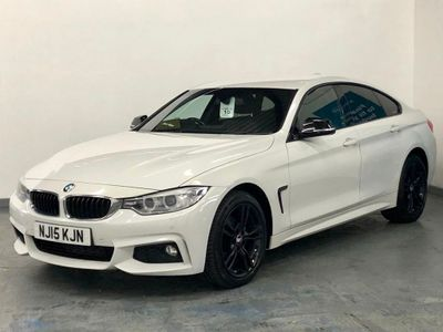BMW 4 Series Gran Coupe Coupe 2.0 420d M Sport Gran Coupe xDrive (s/s) 4dr