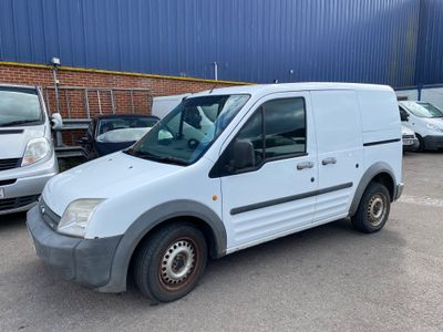 Ford Transit Connect Panel Van 1.8 TDCi T200 Panel Van L 4dr (EU4)