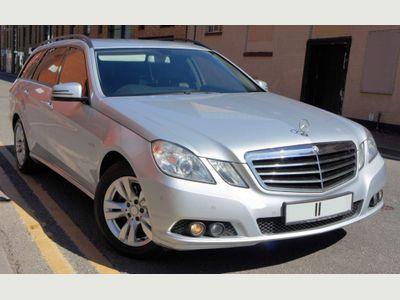 Mercedes-Benz E Class Estate 2.1 E220 CDI BlueEFFICIENCY SE Auto 5dr