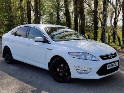 Ford Mondeo Hatchback 2.0 TDCi ECO Titanium X Business Powershift 5dr