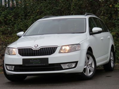 SKODA Octavia Estate 2.0 TDI CR DPF SE Business 5dr