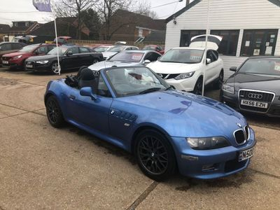 BMW Z3 Convertible 2.2 i Sapphire Edition Limited Edition Roadster 2dr