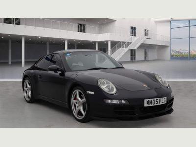 Porsche 911 Coupe 3.8 997 Carrera S 2dr