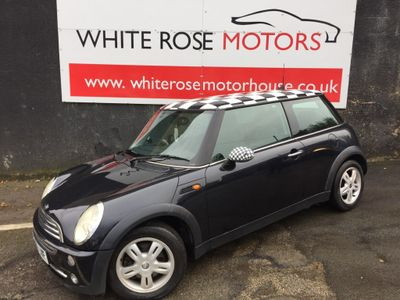 MINI Hatch Hatchback 1.6 One CVT 3dr