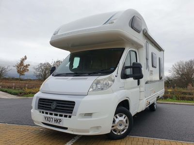 Bessacarr Deposit now taken Coach Built Fiat ducato
