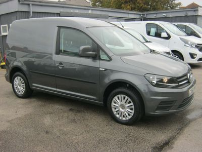 Volkswagen Caddy Panel Van 1.6 TDi 102PS TRENDLINE