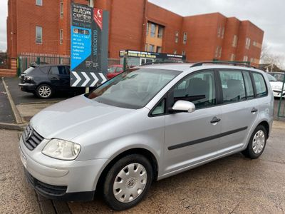 Volkswagen Touran MPV 1.9 TDI PD S 5dr (7 Seats)