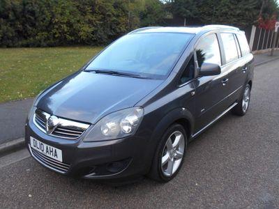 Vauxhall Zafira MPV 1.8 16V SRi 5dr