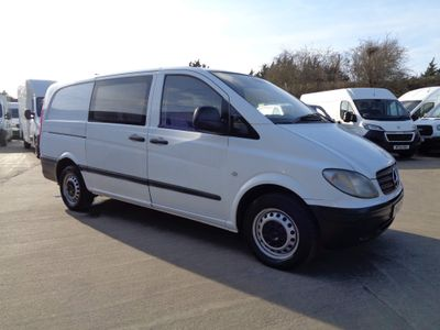 Mercedes-Benz Vito Panel Van 2.1 109CDI Long Panel Van 5dr