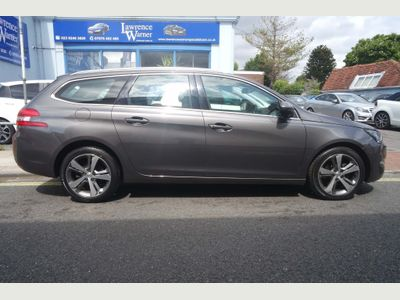 Peugeot 308 SW Estate 1.2 PureTech Allure EAT6 (s/s) 5dr