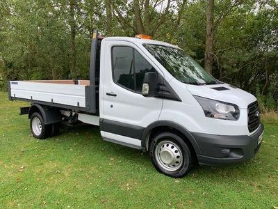 FORD TRANSIT Tipper T350 Single Cab Tipper