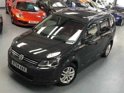 Volkswagen Touran MPV 2.0 TDI BlueMotion Tech SE 5dr (7 Seats)