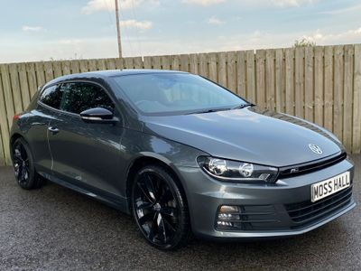 Volkswagen Scirocco Coupe 2.0 TSI R-Line Black Edition Hatchback (s/s) 3dr