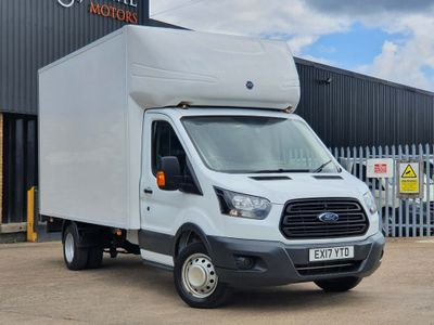 Ford Transit Chassis Cab 2.0 350 EcoBlue RWD L3 H1 EU6 (s/s) 2dr