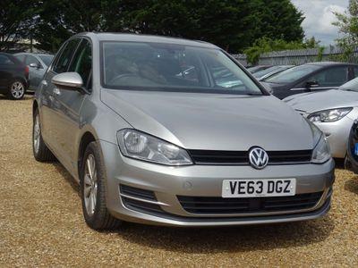 Volkswagen Golf Hatchback 1.6 TDI SE DSG (s/s) 5dr