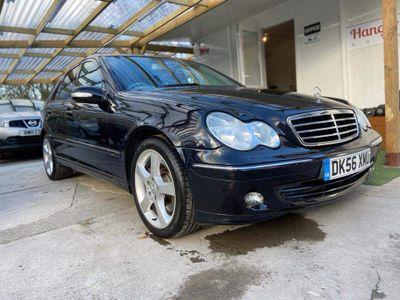 Mercedes-Benz C Class Saloon 3.5 C350 Avantgarde SE 7G-Tronic 4dr