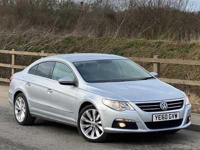Volkswagen CC Coupe 2.0 TSI GT 4dr