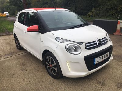 Citroen C1 Convertible 1.0 VTi Feel Edition Airscape 5dr