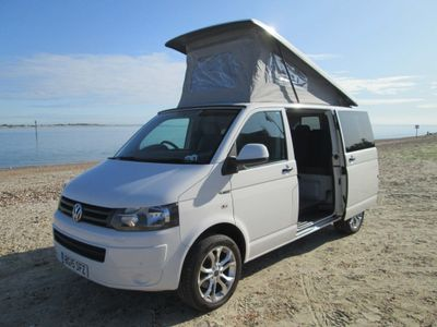 Volkswagen Transporter Panel Van T5 Camper BlueMotion Tech T30 Startline